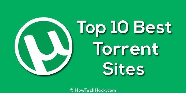 Top 10 Best Torrent Sites Working Now 2017 #Top10 #Best #Torrent #Sites #Working #Now #uTorrent #KickAss #KAT #Torrentz #2K17 #HowTechHack