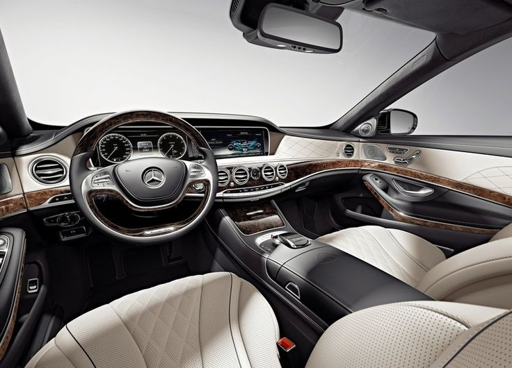 2016 mercedes benz s class maybach interior