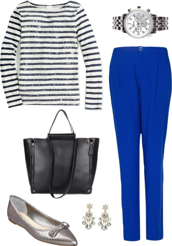 """""""blue pants 