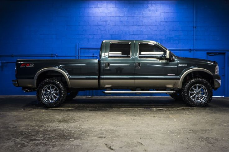 RARE Long bed Powerstroke Diesel 2006 Ford F-350 Lariat 4x4 Truck for Sale At Northwest Motorsport