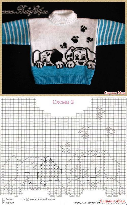 К зиме готовы. - Вязание - Страна Мам [] #<br/> # #101 #Dalmatians,<br/> # #Sweater #Patterns,<br/> # #Jacquard,<br/> # #More,<br/> # #Knitting,<br/> # #Of #Agujas,<br/> # #Tissues<br/>