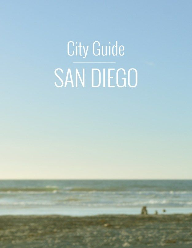 San Diego City Guide :http://nattieontheroad.com/2016/05/02/san-diego-city-guide/