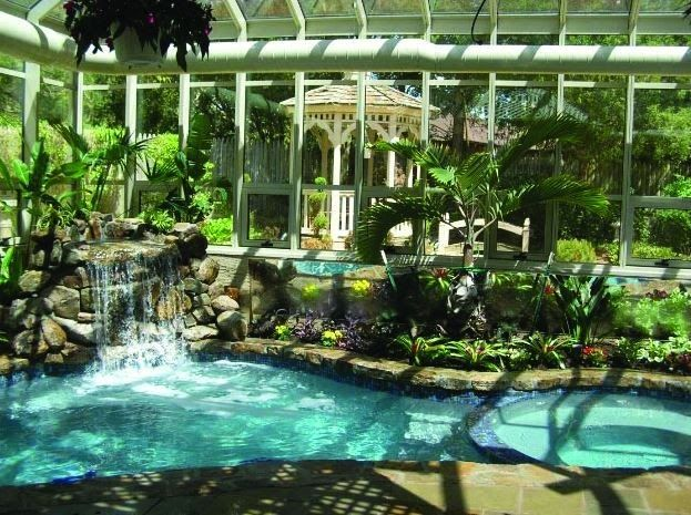 Pin By Amy Roberson On Prime Opt Col Pool Enclosures The Perfect Greenhouse Earthship Home Indoor G Indoor Pool Design Indoor Swimming Pools Residential Pool