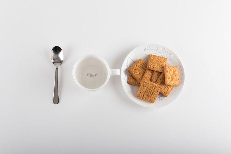 Original Mockups - Coffee Cup with Cookies Mockup 01