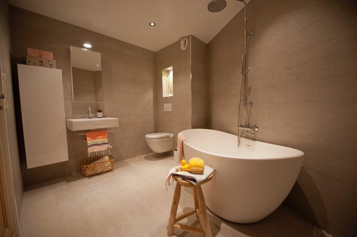 Frittstående badekar. Viena fra Interform