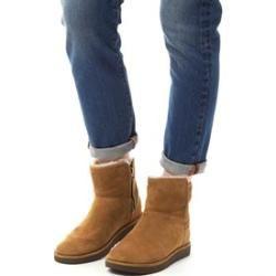 Ugg Classic Damen Abree Mini Stiefel Hellbraun Ugg Australia