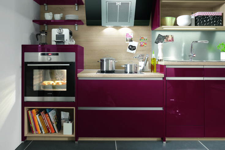 9 best Modular Kitchens images on Pinterest Fitted kitchens