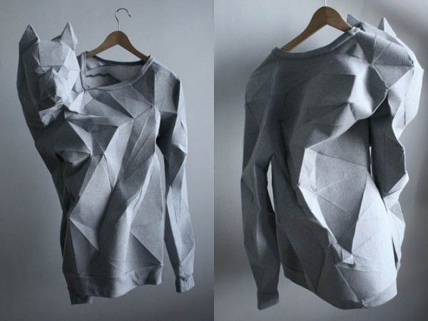 3-d t-shirt; Mashallah Design: 3D Fashion, Inspiration, Sewing Pattern, Art, Origami, Tshirt