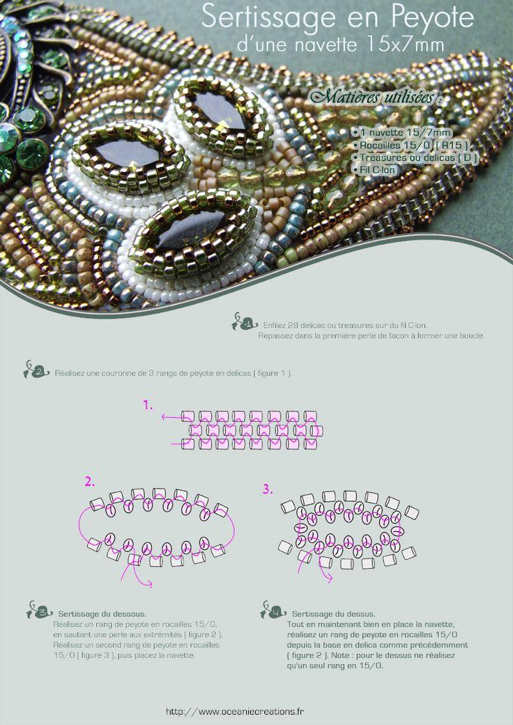 Oceanië Creations - Ambachtslieden - Verkoop van high fashion unieke handgemaakte sieraden