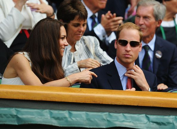 Kate Middleton - The Championships - Wimbledon 2011: Day Seven