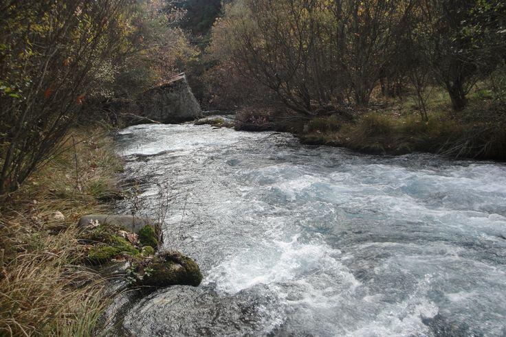 Lousios river