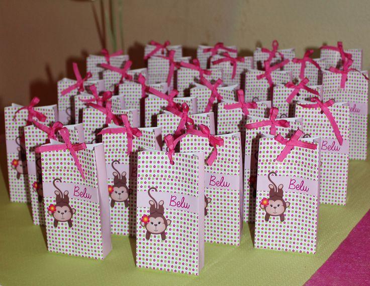 Candy Bag Souvenir by Violeta Glace