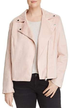 094e1eff9c1 Bagatelle Plus Faux Suede Moto Jacket - 100% Exclusive. Elevated in ...