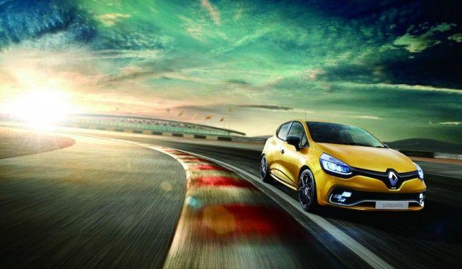 フェイスリフトしたルーテシアR.S.を発売Renault