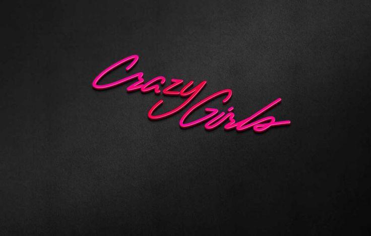 Логотип Crazy Girls