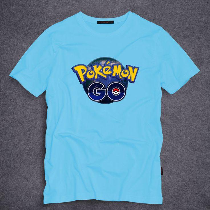 Pokemon Go Men's Short Sleeve shirt