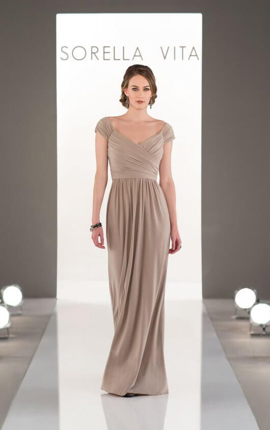 ae30df616842 Shop designer bridesmaids dresses like the Sorella Vita Bridesmaid Dress  Style 8922 and other bridal accessories at Blush Bridal.