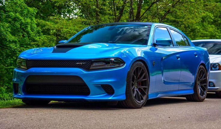 Dodge Charger Hellcat SRT