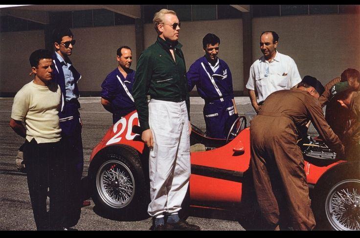 1958 GP Argentyny (Mike Hawthorn) Ferrari Dino 246