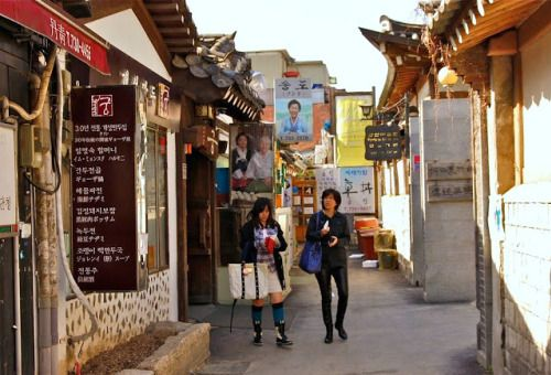 where to eat in insadong seoul, restaurants in insadong, shopping in insadong, top places to visit in sEoul, where to go in Seoul, cool plac...