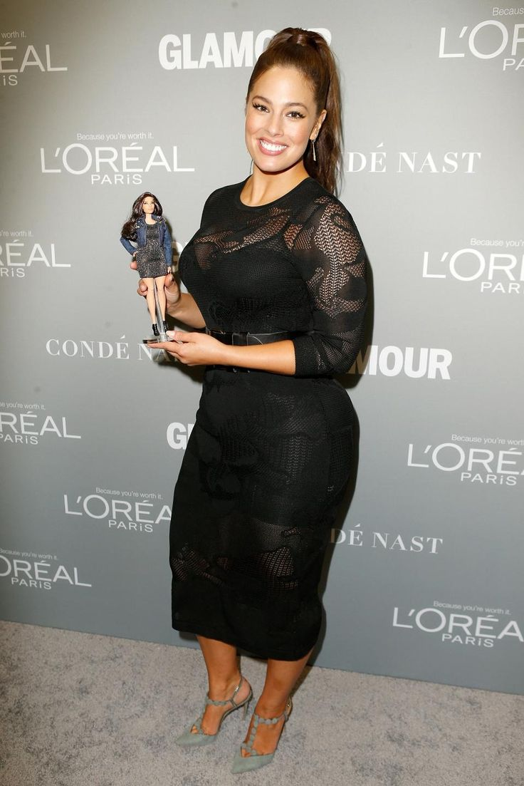 Glamour's Women of the Year Awards, unveiled not only the top movers and shakers but Ashley Graham's body positivity doll.