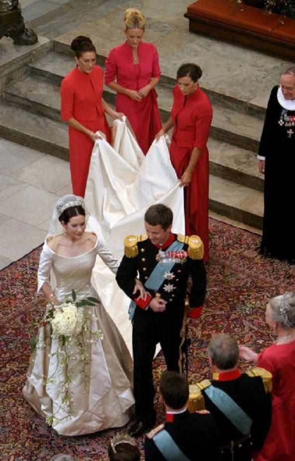 30 best wedding frederik mary of denmark images on pinterest royal families royal. Black Bedroom Furniture Sets. Home Design Ideas