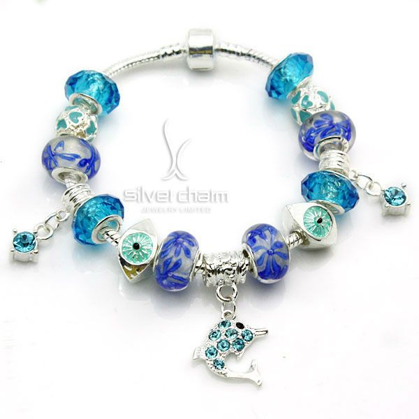 Горячая распродажа быстрый бесплатный доставка оптовая продажа персонализированные chamilia браслеты для женщин ручной серебряные украшения PA1331 купить на AliExpress