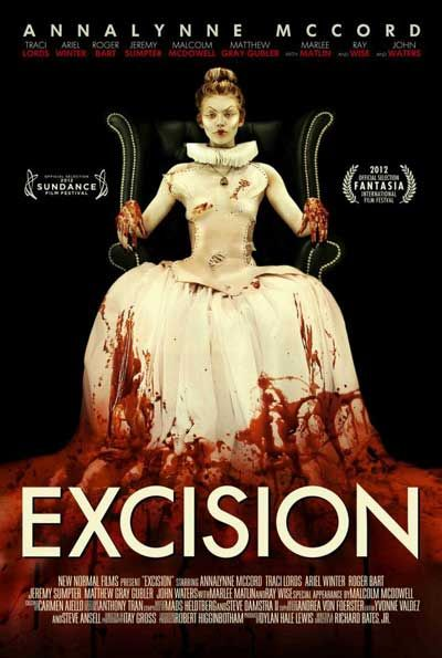 Film Review: Excision (2012)