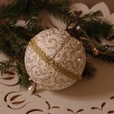Výsledok vyhľadávania obrázkov pre dopyt vianočné gule papiera
