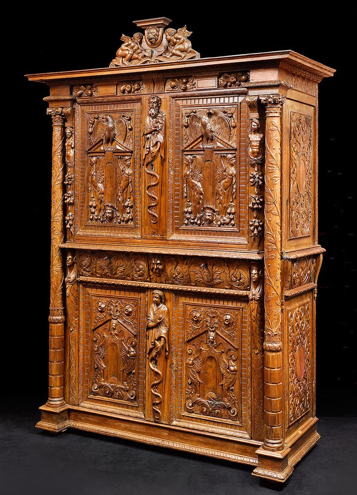 3681 Best Gothic Renaissance Amp Baroque Furniture Images