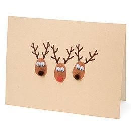 Cute idea for family Holiday cards