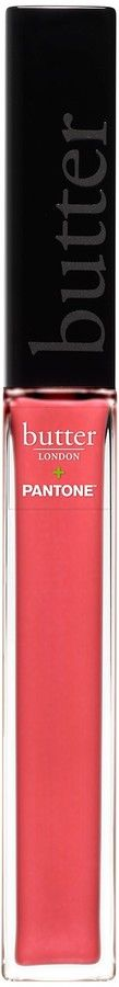 Butter London Pantone(TM) Plush Rush Lip Gloss (Limited Edition) - Calypso Coral