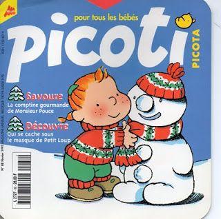 Le Journal de Nounou Sophie: Picoti n°88