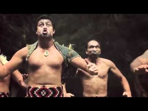 Haka - Maori Warrior Dance - Whale Rider/Antigone Unit