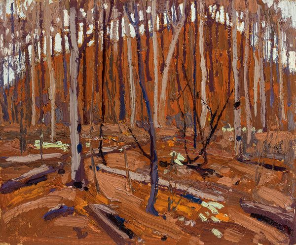 Northern Landscape, Fall by Tom Thomson | Art Posters & Prints