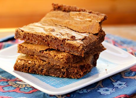 Chocolate chunk brownies | Recipe
