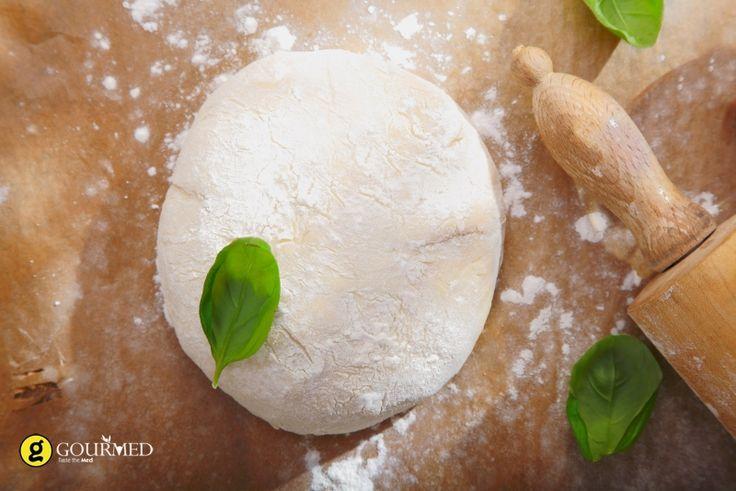 Ζύμη για γνήσια Ιταλική πίτσα - gourmed.gr