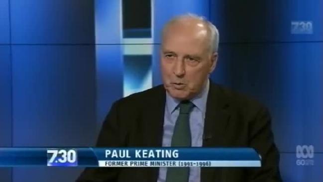 John Howard, Paul Keating weigh in on Trump presidency