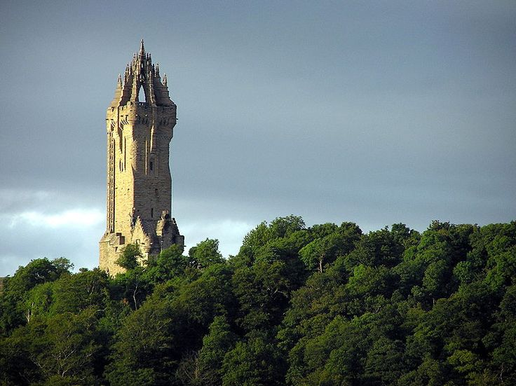 William Wallace Monument, I will visit you some day.