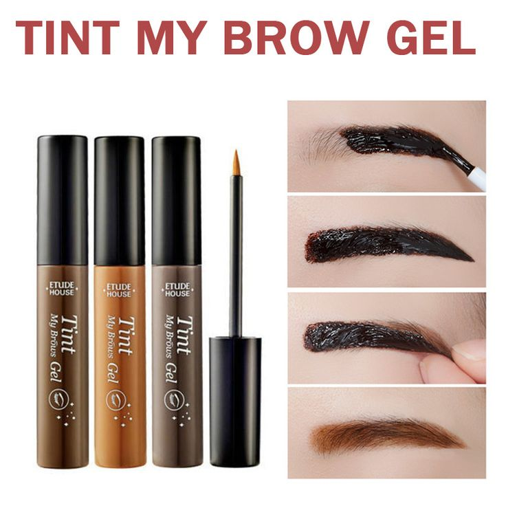 Peel off Eyebrow Enhancer Tint Gel Tattoo Makeup Eyebrow Cream Dye Color Natural 3 Days Long Lasting 5g