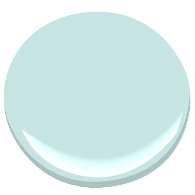I love this color soooo much!I just painted my room with it and it looks really good!Its called article blue and it's from Benjamin Moore!