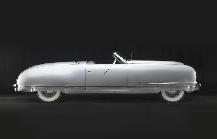 1941 Chrysler Thunderbolt-Frist Center for the Visual Arts June 14-Sept 15, 2013
