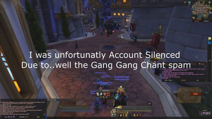 What goes down on an RP server on Saturday night. #worldofwarcraft #blizzard #Hearthstone #wow #Warcraft #BlizzardCS #gaming