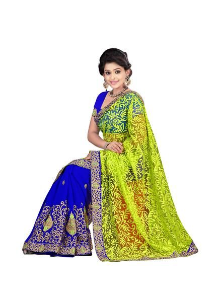 #Ready To Ship #Designer Saree !!  #Free #Shipping !! Free #COD !!  Click here to #shop : http://bit.ly/1R1Jysa #WhatsApp Us To Buy On : 093744 77776