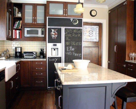 Ev Tasarımları   Ahşap Mutfaklar