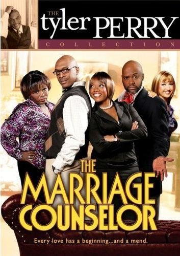 tyler perry movies | Tyler Perry's Marriage Counselor (2008) – Hollywood Movie Watch ...