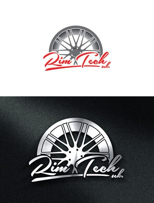 Create a wheel based logo to incorporate rim tech uk by El maestro