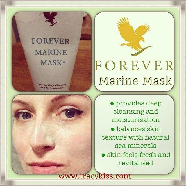 Forever Living Marine Mask                                                                                                                                                                                 More