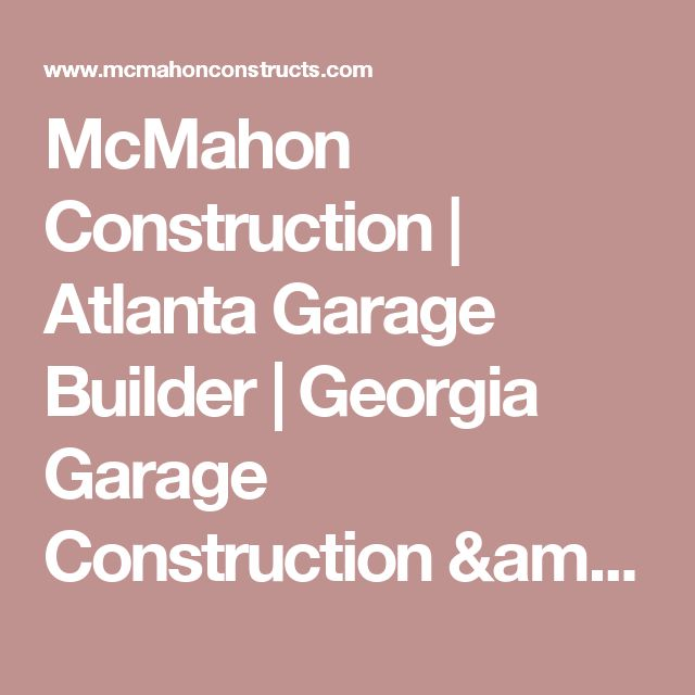 1000 Ideas About Garage Construction On Pinterest