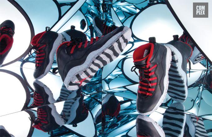 A Closer Look at the Public School x Air Jordan X, and the Designers Rank Their Favorite Jordans